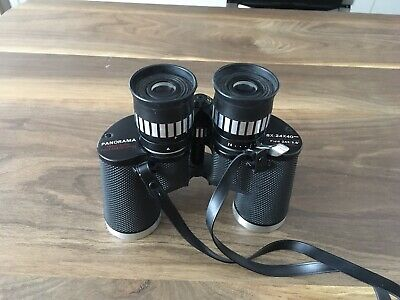 Vintage Panorama Triple Zoom Binoculars (Japan)
