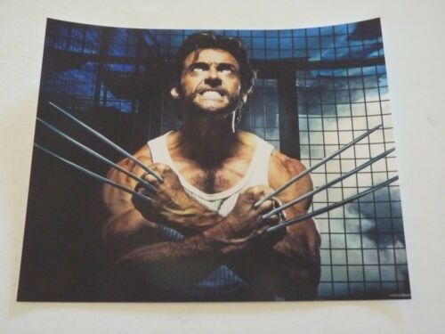 Hugh Jackman Wolverine Movie 8x10 Color Promo Photo