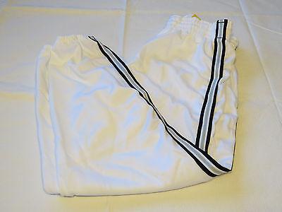 Rawlings BEP 31 W89 Athletik Erwachsene M Baseball Klimmzug Hose 1 Paar Weiß ()