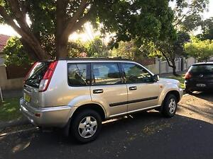 2002 Nissan X-trail Wagon Rose Bay Eastern Suburbs Preview