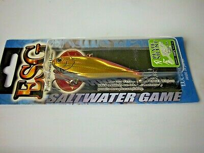 LUCKY CRAFT JAPAN Hagane 70PS - COLOR RED / Gold / BLACK SINKING LURE Color Red Japan
