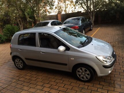 Hyundai Getz for Sale  Casula Liverpool Area Preview