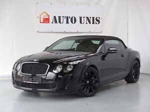 Bentley Continental Supersports GTC W12