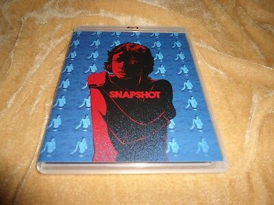 Snapshot aka One More Minute aka The Day After Halloween (1979) [Blu-ray + DVD]