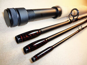 Temple Fork Outfitters Professional II TFO 9' 5 weight Fly Rod Custom Built