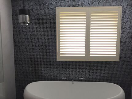 Basswood Timber Plantation Shutters