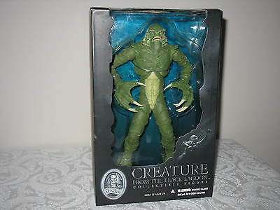 """Mezco 10"""" Universal Monsters Creature from the Black Lagoon Collectible Figure"""