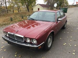 1992 Jaguar xj6 executive edition drives like new