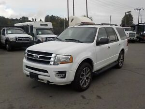 2016 Ford Expedition XLT Ecoboost 4WD 3rd row seating