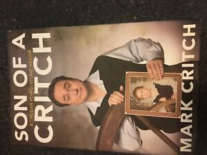 Mark critch book