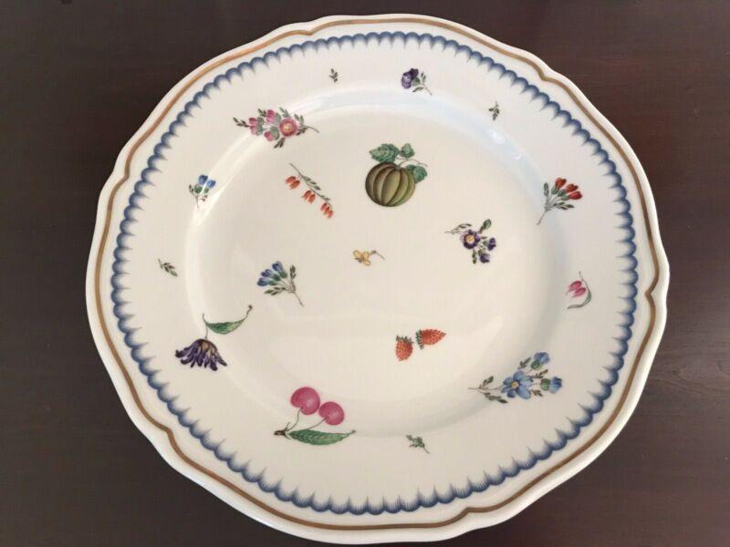 "Richard Ginori Antico Doccia ITALIAN FRUITS ~ Dinner Plate 10 3/8"""