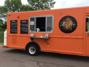 16' Food Truck. Price to sell and ready to go!