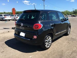 2015 Fiat 500L Lounge FULLY LOADED