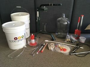 Beer and Winemaking Kit