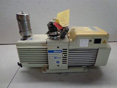 Welch W Series 7 Model 8917z-01 Vacuum Pump