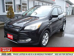 2015 Ford Escape SE $15995.00 with $2K Down or Trade-in* SE