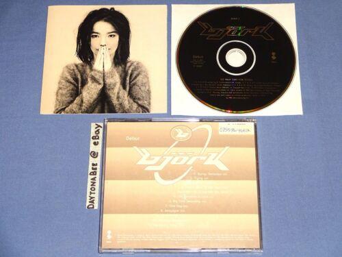 Bjork Debut 1993 CD The Knife Dirty Projectors Goldfrapp Roisin Murphy PJ Harvey