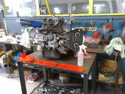 Subaru EJ 20 Quad Engine