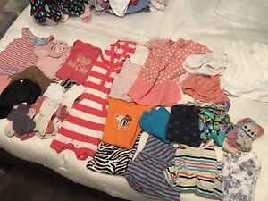 Girls summer clothes. Size 18-24M
