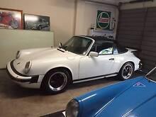 1980 Porsche 911 Targa Castle Hill The Hills District Preview