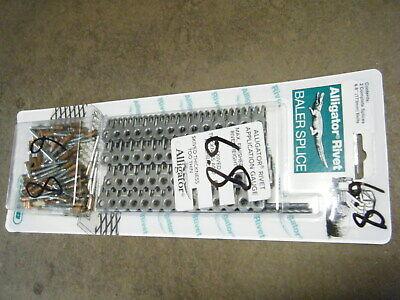 Round Hay Baler Belt Repair Rivet 6.8 Lace Splice Flexco Alligator Arj6.8173