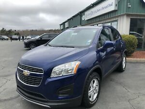 2015 Chevrolet Trax 1LT BACKUP CAMERA/ALLOYS/KEYLESS ENTRY/BL...