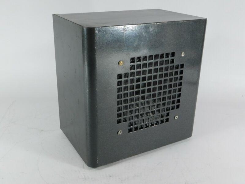Vintage Ham Radio Speaker w/ Jensen P8R + 600 Ohm Transformer (good condition)