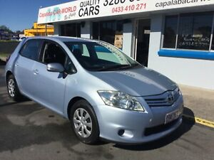 2010 Toyota Corolla ASCENT Manual Hatchback Capalaba Brisbane South East Preview