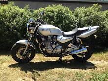 Yamaha XJR 1300 Bakery Hill Ballarat City Preview