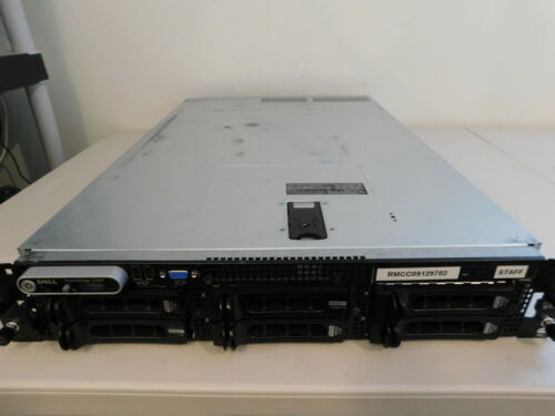 Dell PowerEdge 2950 Server - 2 x Xeon Quad L5420 2.5Ghz 8 GB RAM - No HD
