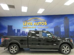2013 Ford F-150 FX4 V-6 3.5L ÉCOBOOST CUIR TOIT OUVRANT GPS WOW