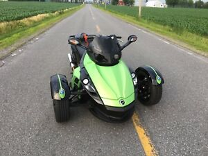 Can am spyder gs  manuelle
