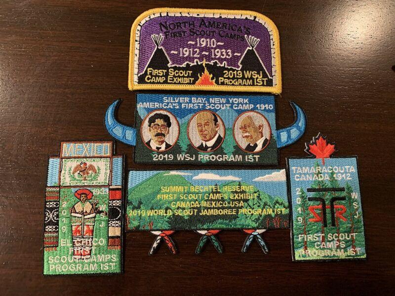 2019 24th World Scout Jamboree North America