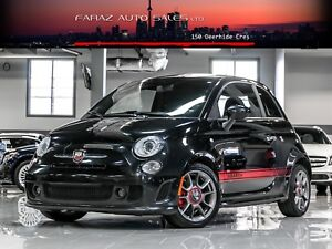 2013 Fiat 500 ABARTH|5 SPEED|PANO ROOF|LOADED
