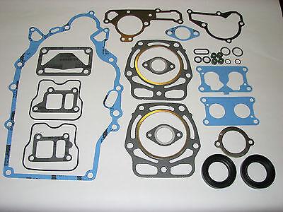 ENGINE GASKET SET / KIT FOR JOHN DEERE TRACTOR 425 & 445 FD620D & GATOR