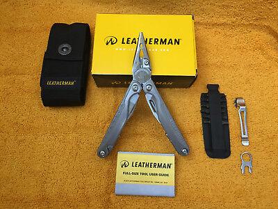 Leatherman Charge Tti Tool - Leatherman CHARGE TTI PLUS Multi-Tool 19 Tools S30V Blade 832537