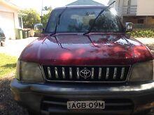 1998 Toyota LandCruiser Wagon Melbourne CBD Melbourne City Preview