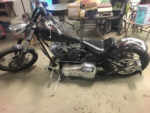 2003 Custom Motorcycle 1375