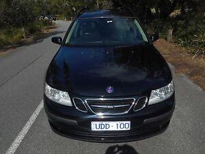 2006 Saab 9-3 Wagon AUTO REG AND ROADWORTHY!! Moorabbin Kingston Area Preview