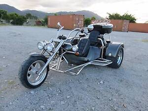 REWACO HS4 TRIKE - Hi-PERFORMANCE 2442cc Engine- WILL TRADE TRUCK Cairns Cairns City Preview