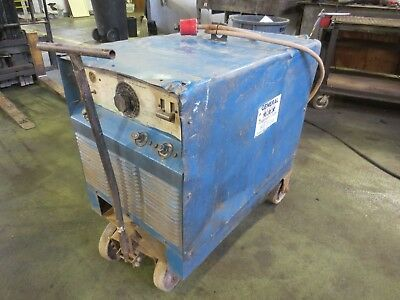 Miller Srh-333 Welder Arc Welding Machine