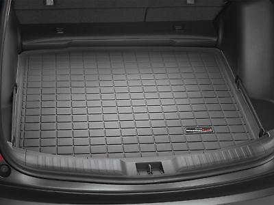 (WeatherTech Cargo Liner Trunk Mat for Honda CR-V - 2017-2018 - Black)