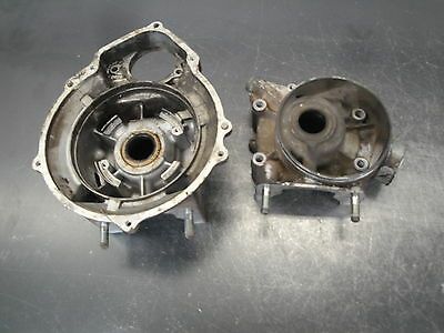 92 1992 '92 POLARIS TRAIL BOSS 250 FOUR WHEELER ENGINE CRANKCASE CRANKCASE CASES