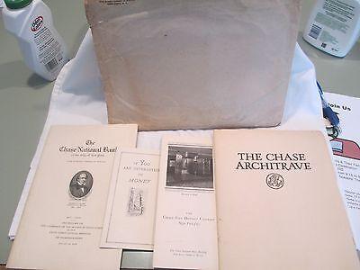 1930 Chase National Bank History books Stock Market Crash