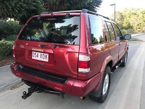 Nissan Pathfinder Wagon 4x4 TI Auto with 6M Rego& RWC $4600