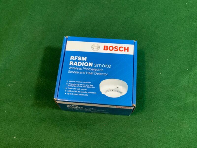 Bosch RFSM Radion Smoke Detector