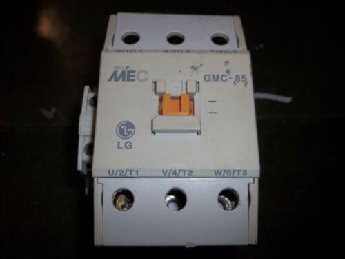 LG META MEC GMC-85 CONTACTOR 120V 60HZ (B3)
