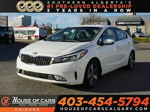 2018 Kia Forte LX+ w/ Backup Camera, Bluetooth, Heated Seats