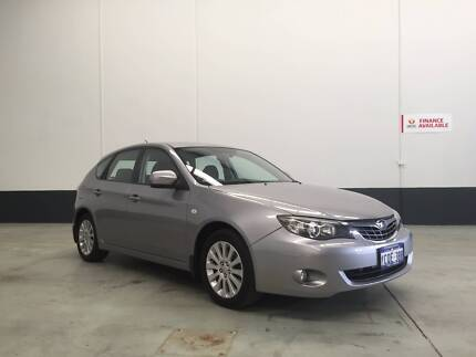 2007 SUBARU IMPREZA HATCH AWD IN GOOD CONDITION!! Welshpool Canning Area Preview