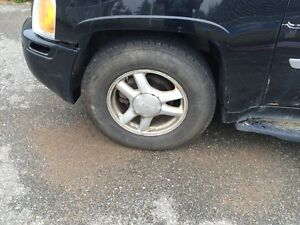 Looking for 4 tires for gmc envoy